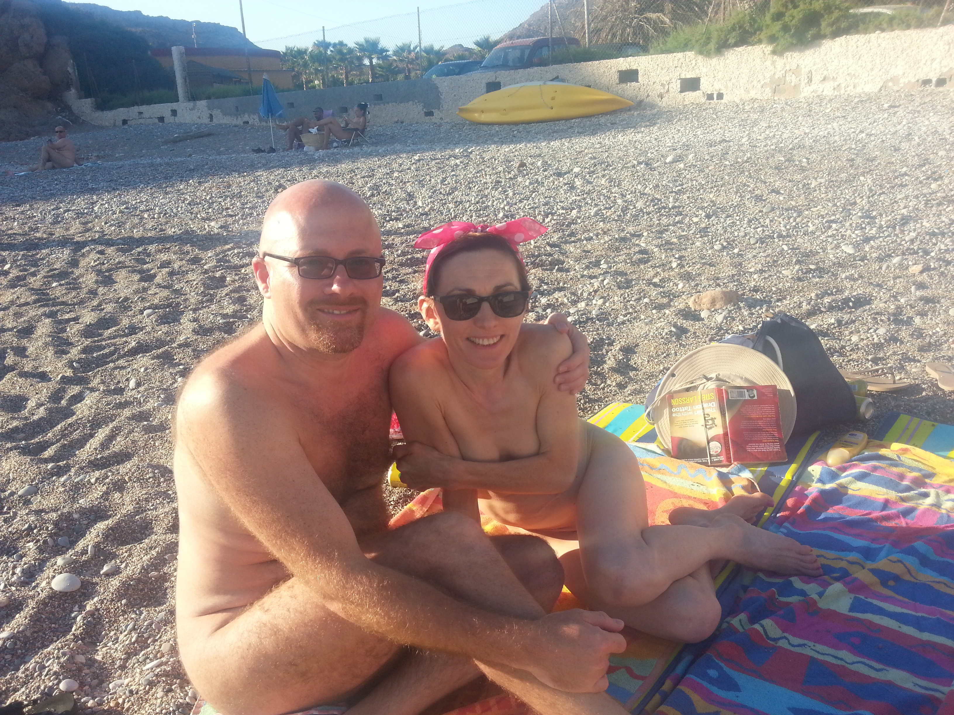 Alicante nudists